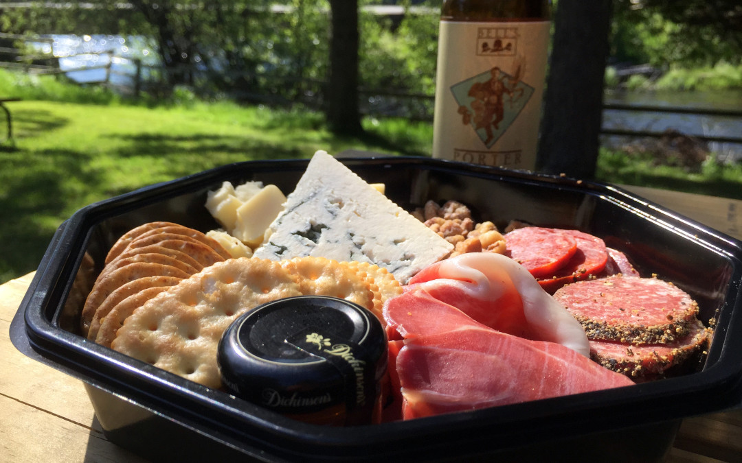 Fly fishers guide to eating in June