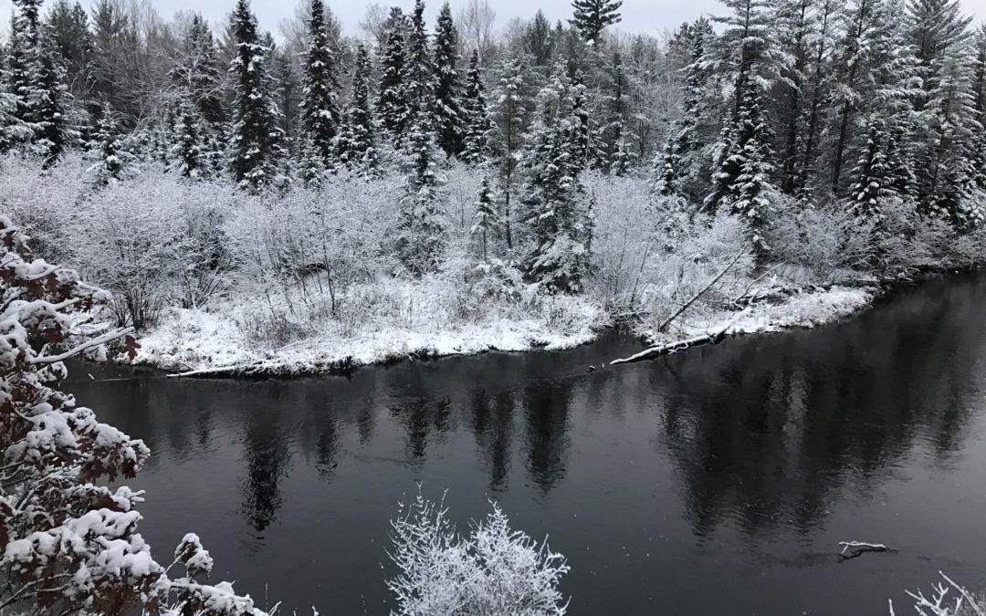 Winter routine